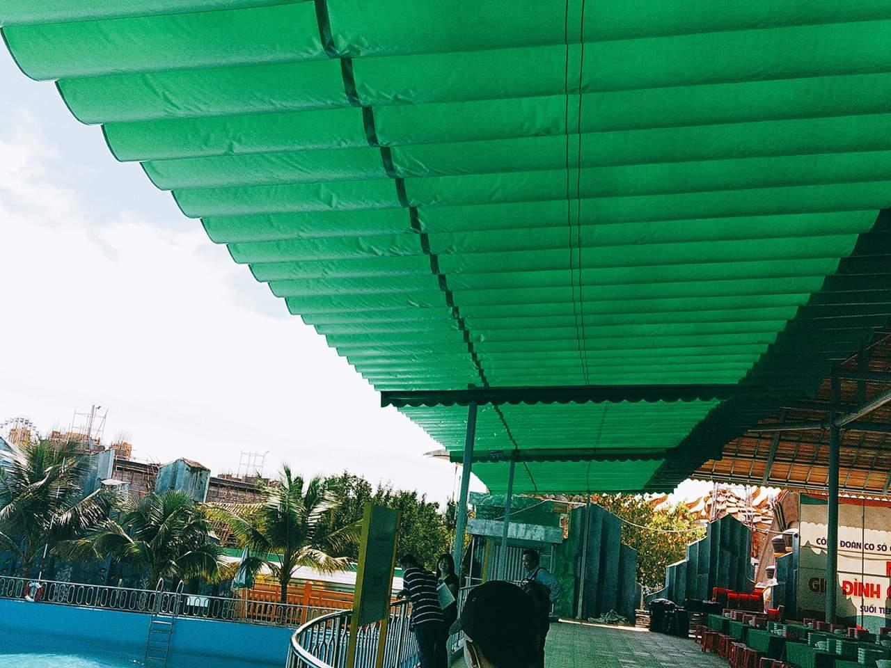 Phân phối, mua bán bạt che nắng mưa giá tốt nhất - Bạt Mái Hiên Giá Rẻ